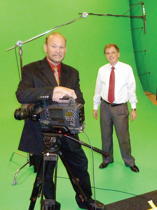 Green Screen Boston Green Screen - Sound and Vision Media Video Production
