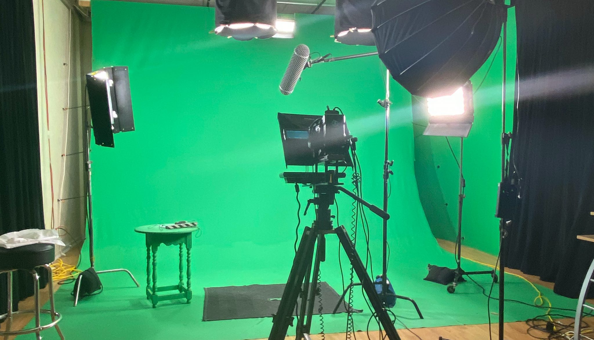 Our Green Screen